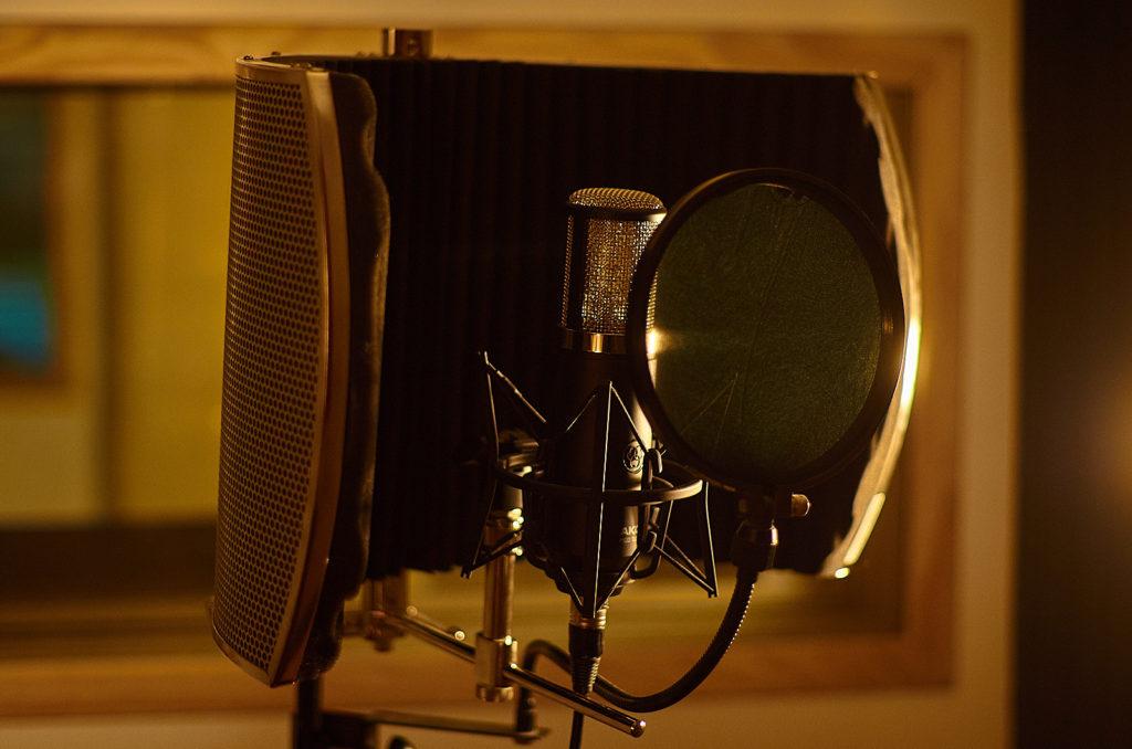 Enregistrement voix