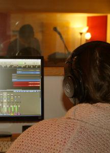 Enregistrement studio Sonaye