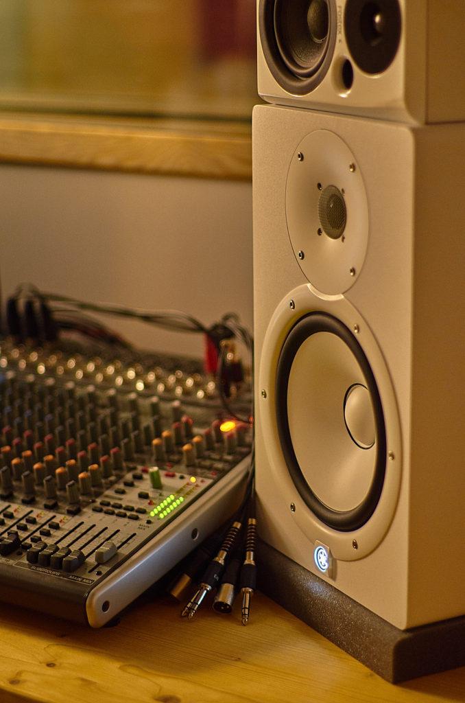 Postproduction Sonaye : mixage et mastering