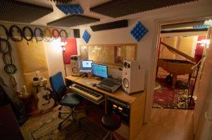 Sonaye Studio Régie
